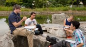 Language & Thinking Program, Bard College, Annandale-on-Hudson (2014)