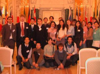 Youth G8 Forum, Konstantine Palace, St. Petersburg, Russia (2006)